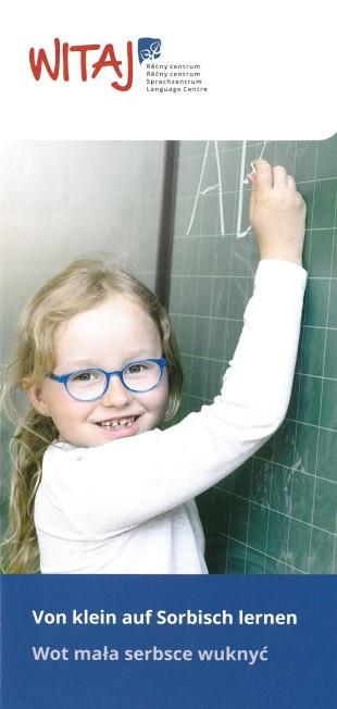 Von klein auf Sorbisch lernen
