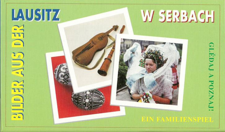 Bilder aus der Lausitz / W Serbach - MEMO
