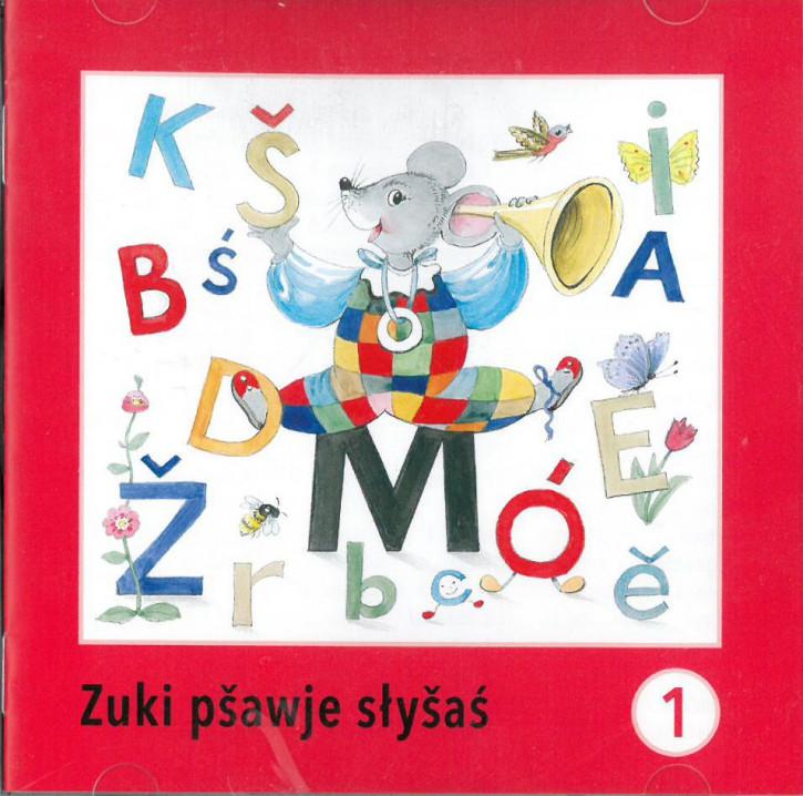 CD Zuki pšawje słyšaś (L)
