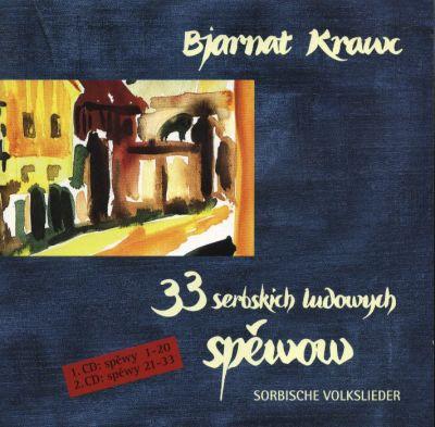 33 Serbskich ludowych spěwow, dwójna CD