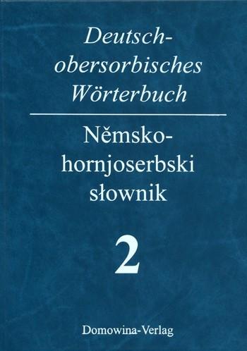 Deutsch-obersorbisches Wörterbuch 2: L-Z