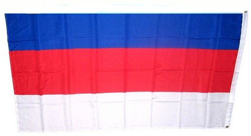 Big sorbian flag