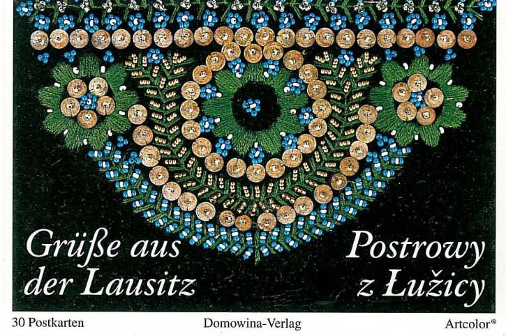 Grüße aus der Lausitz - Postrowy z Łužicy (L)