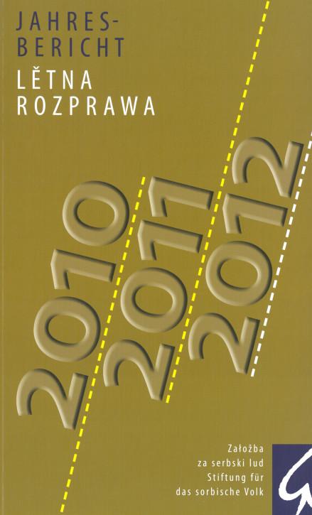 Jahresbericht 2010/2011/2012 (L)