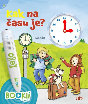 BOOKii - Kak na času je? (Wie spät ist es?)