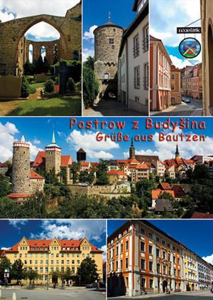 Grüße aus Bautzen - Postrow z Budyšina
