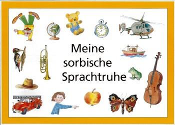 Meine Sorbische/wendische Sprachtruhe - Mója serbska rěcna lodka