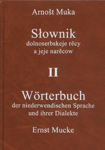Wörterbuch der niederwendischen Sprache und ihrer Dialekte II (O-Ź)