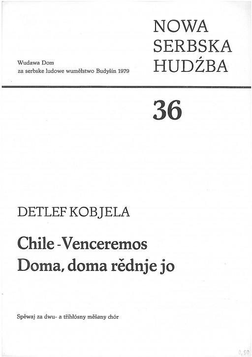 Neue sorbische Musik 36 (L)