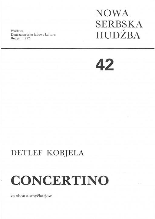 Neue sorbische Musik 42 (L)