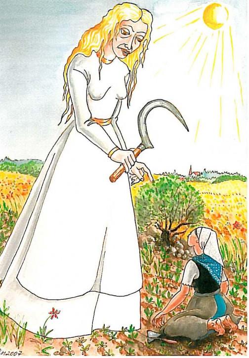 Die Mittagsfrau (L)