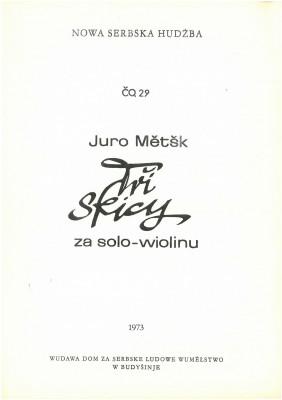 Neue sorbische Musik 29 (L)