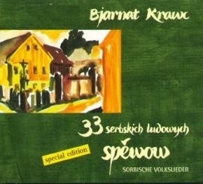 33 Serbskich ludowych spěwow