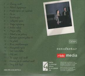 CD Dolnoserbski sekstet - Móje sotšy