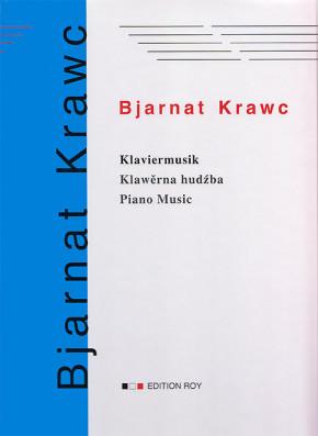 Bjarnat Krawc - Klawěrna hudźba - noty