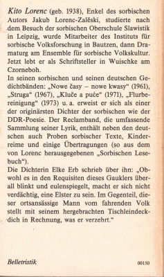 (A) Wortland. Gedichte.