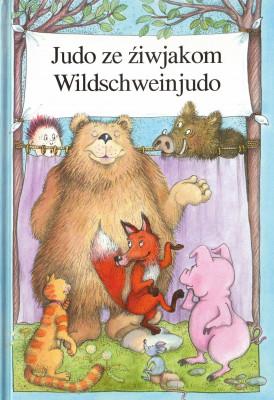 (A) Judo ze źiwjakom. Wildschweinjudo