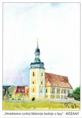Wallfahrtskirche in Rosenthal