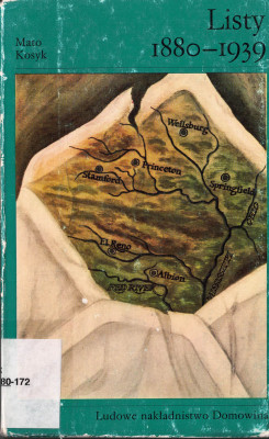 (A) Listy. 1880-1939