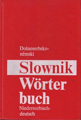 (A) Dolnoserbsko-němski Słownik