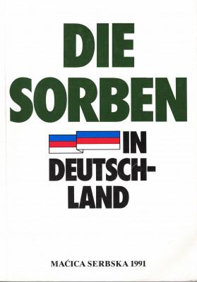 (A) Die Sorben in Deutschland.