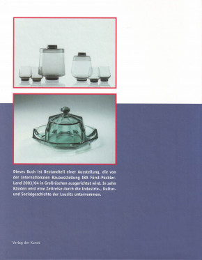 (A) Zeitmaschine Lausitz. Lausitzer Glas.