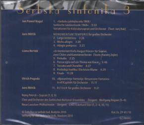 Serbska sinfonika 3