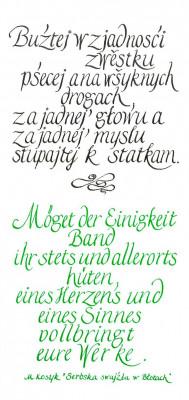 Hochzeitskarte - Mato Kosyk