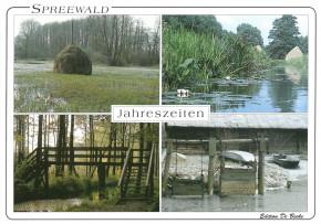 Spreewald - Jahreszeiten (L)