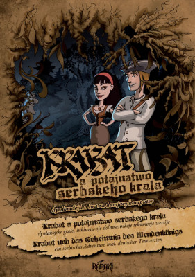 Krabat and the Secret of the Sorbian King