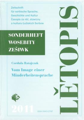 Sonderheft Lětopis 2011