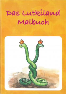 Das Lutkiland - Malbuch