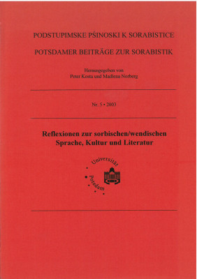 Podstupimske pśinoski k sorabistice c. 5 (L)