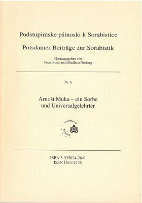 Podstupimske pśinoski k sorabistice c. 6 (L)