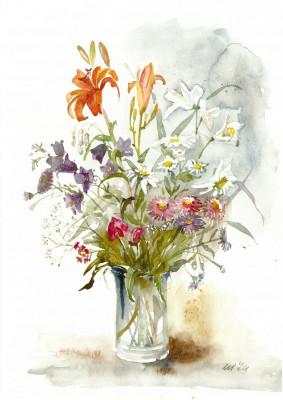Flower Bouquet (L)