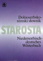 Niedersorbisch-deutsches Wörterbuch