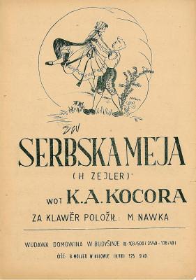 Serbska Meja (L)