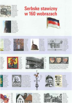 Poster - Sorbische Geschichte in 160 Bildern