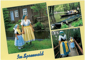 Im Spreewald (L)