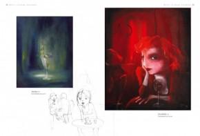 Jutta Mirtschin − Malerei Grafik Buch Illustration Plakat Theater (L)