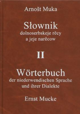Słownik dolnoserbskeje rěcy a jeje narěcow II (O-Ź)