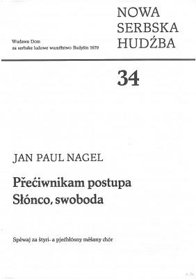 Neue sorbische Musik 34 (L)