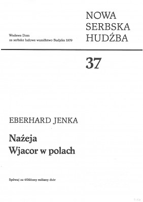 New Sorbian Music 37 (L)