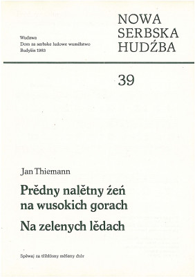 New Sorbian Music 39 (L)