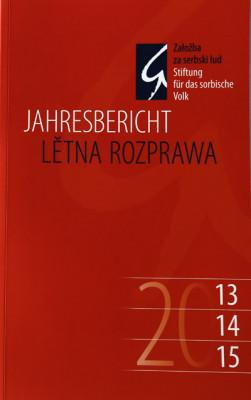 """""""Jahresbericht 2013/2014/2015"""
