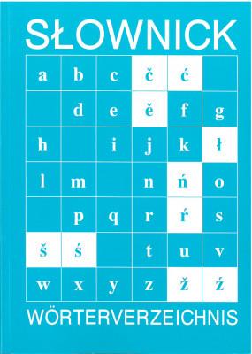 Słownick. Wörterverzeichnis.
