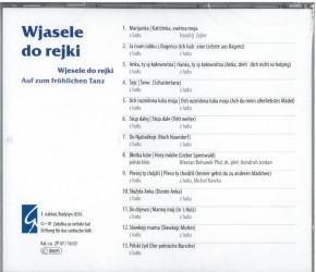 CD Wjasele do rejki. (L)